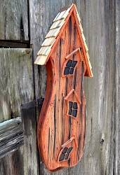 Batty Shack Bat House Redwood