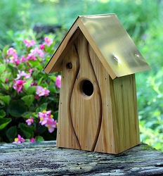 Old Waverly Bird House