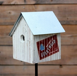 Heartwood Backroad Bird House