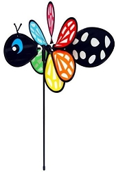 Butterfly Baby Bug Spinner