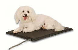 Lectro Kennel Heated Pad & Cover Small