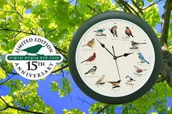 Original Singing Bird Clock 13