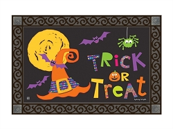 Witches Halloween MatMate Doormat