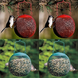 NO/NO Seed Ball Feeder Assortment Set of 4