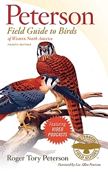 Peterson Field Guide to Birds of Western North America, 4th Edition