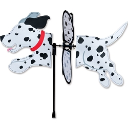 Petite Dalmation Wind Spinner