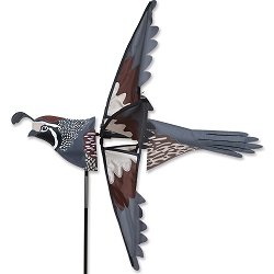 Flying Quail Wind Spinner 26