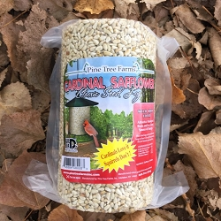 Cardinal Safflower Classic Seed Log 30 oz. 2/Pack