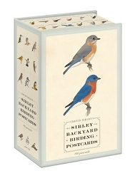 Sibley Backyard Birding 100 Postcards