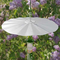 Hanging Disk Squirrel Baffle 21