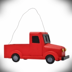 Red Truck Birdhouse