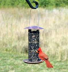 Petite Copper Sunflower Feeder 2/PAK