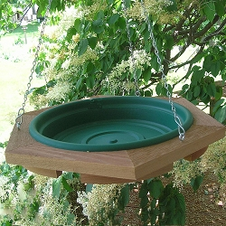 Classic Mini Hanging Bird Bath
