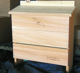 OBC Extra Large Five Chamber Cedar Bat House