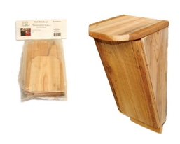 Cedar Bat House Kit