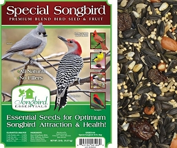 Songbird Essentials Special Songbird Bird Seed 40#