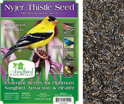 Songbird Essentials Nyjer Thistle Bird Seed 5#