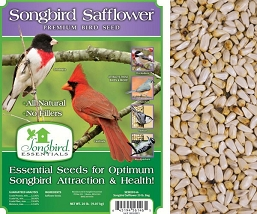 Songbird Essentials Safflower Bird Seed 40#
