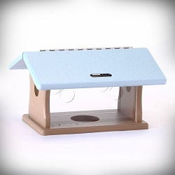 Birds Choice Recycled Plastic Bluebird Feeder