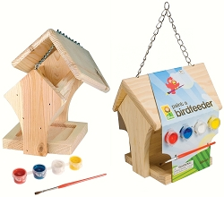 Paint-A-Bird Feeder Kit