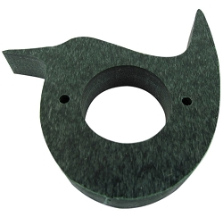 Recycled Poly Wren House Predator Guard Green Set of 2