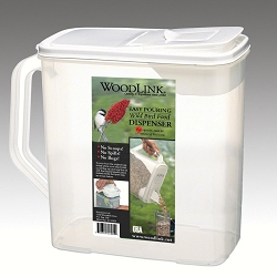 Seed Container Dispenser 6 Quart