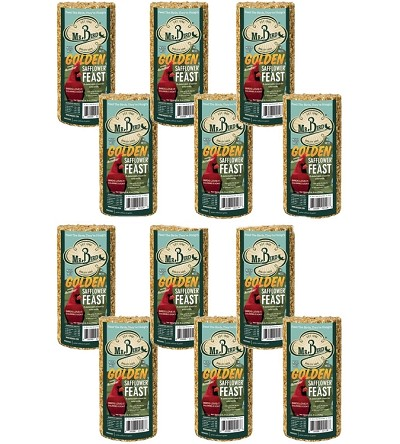 Golden Safflower Feast Cylinder Small 25 oz. 12-Pack