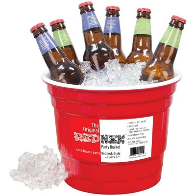 Original RedNek Party Bucket