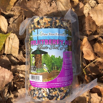 Fruitberry Nut Classic Seed Log 3/Pack