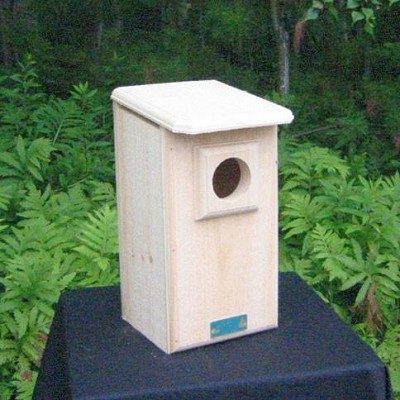 Conservation Screech Owl House