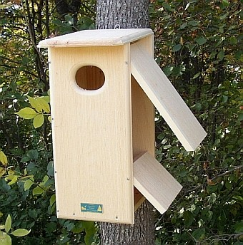 Conservation Wood Duck/Hooded Merganser Duck House