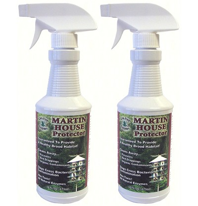 CareFree Purple Martin House Protector 16 oz. 2/Pack