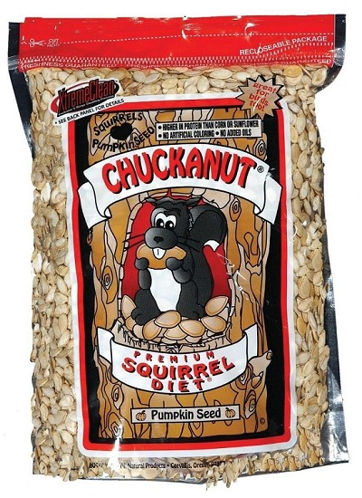 Chuck-A-Nut Squirrel Food 10#