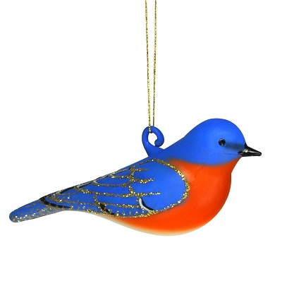 Eastern Bluebird Male Ornament