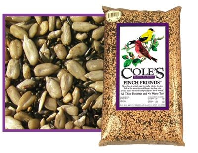 Cole's Finch Friends Bird Seed 10 lb.