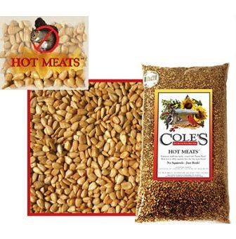 Cole's Hot Meats Bird Seed 5 lb.