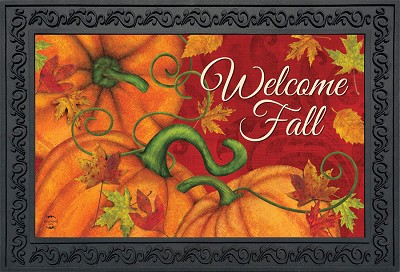 Briarwood Lane Pumpkin Patch Doormat