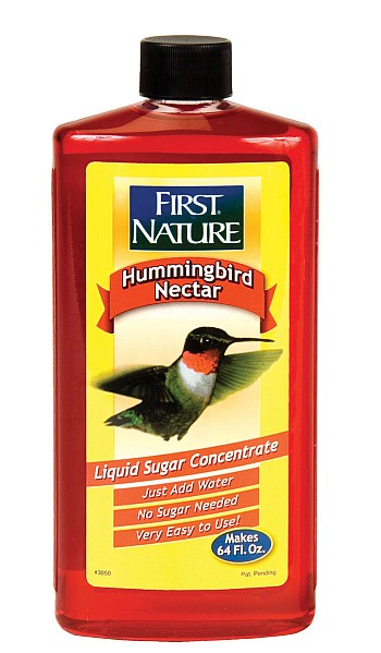 Hummingbird Nectar Concentrate Red 16 oz 3/Pack