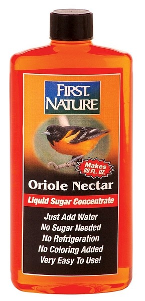 First Nature Oriole Nectar Concentrate