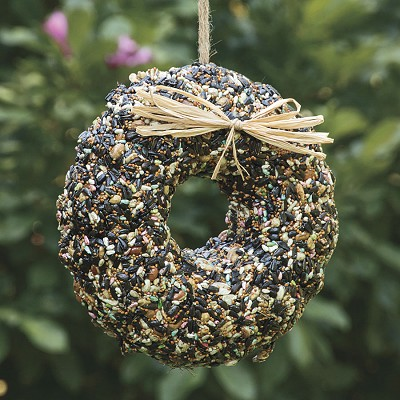 Spring/Summer Birdie Wreath