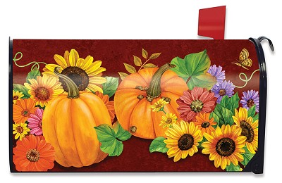 Briarwood Lane Fall Glory Mailbox Cover