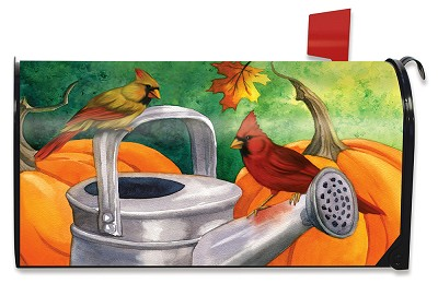 Briarwood Lane Fall Watering Can Mailbox Cover