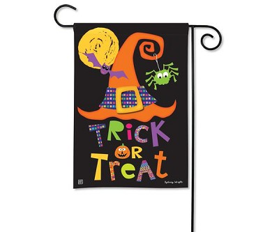 Witches Halloween Garden Flag