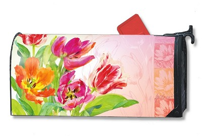 Spring Tulips MailWrap
