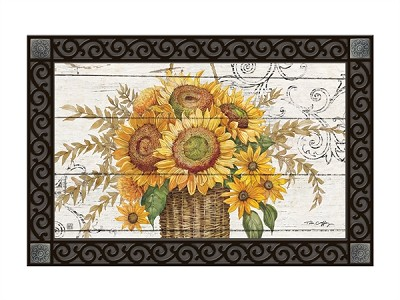Farmhouse Sunflower MatMate Doormat