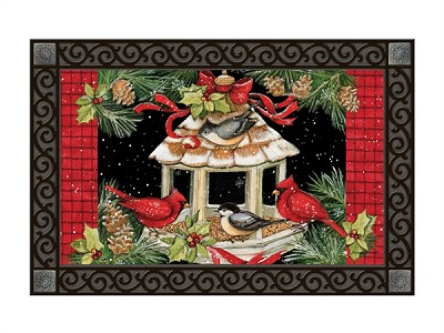 Christmas Dinner MatMate Doormat