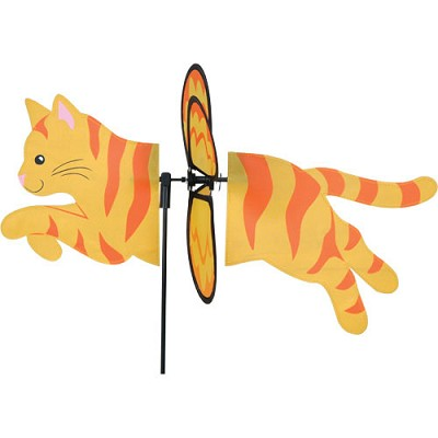 Petite Cat Wind Spinner