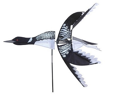 Flying Loon Wind Spinner Medium