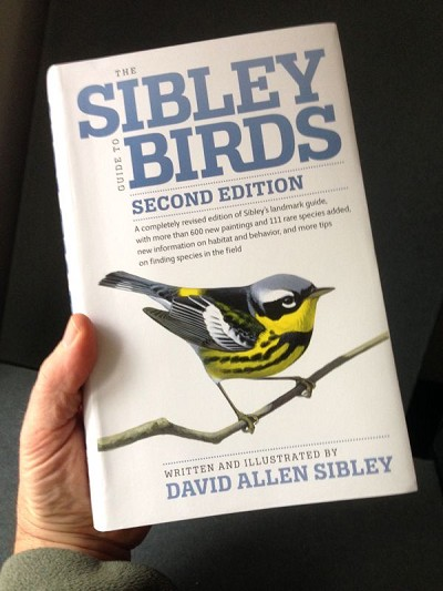 Sibley Field Guide to Birds 2nd Edition