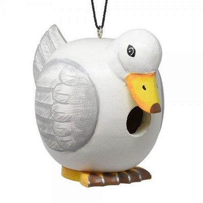 White Duck Gord-O Birdhouse